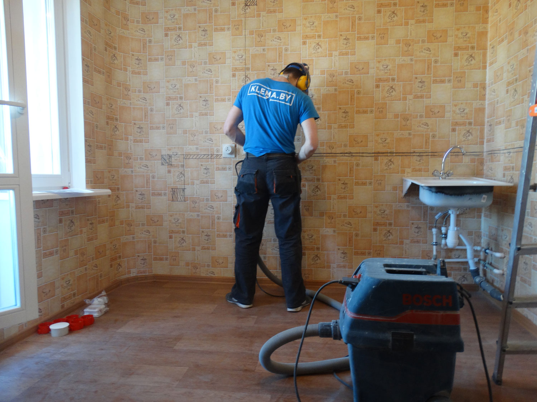 замена электропроводки в квартире минск